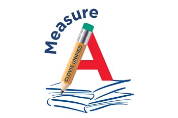 Measure A Logo with pencil