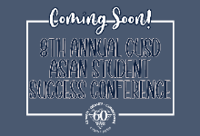 Asian Student Success Conference
