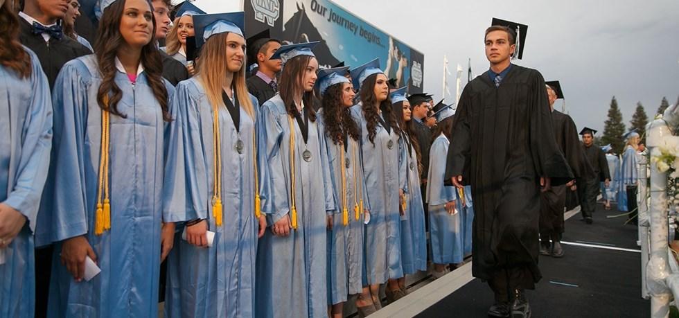 Clovis North Graduation