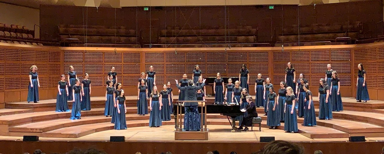 Clovis North Chamber Choir