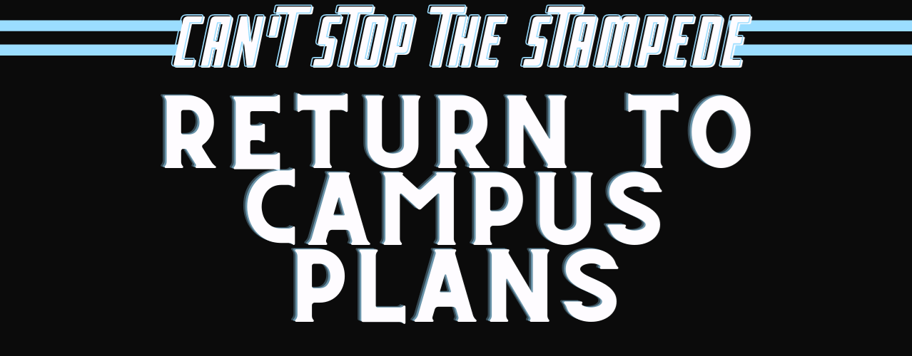 UPDATED--Return To Campus 2020/21