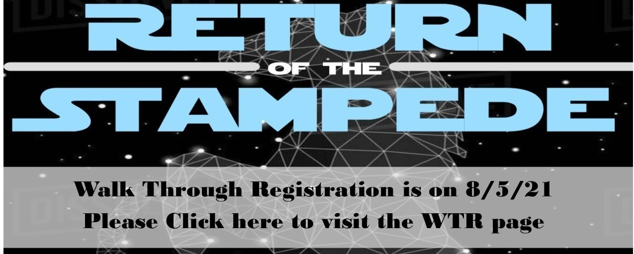 Walk Through Registration