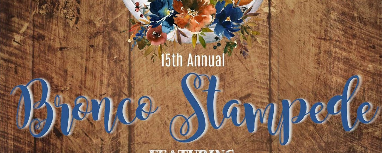 15th Annual Bronco Stampede
